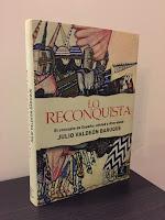 Libors belicos, La Reconquista, libros de historia, unidad de España