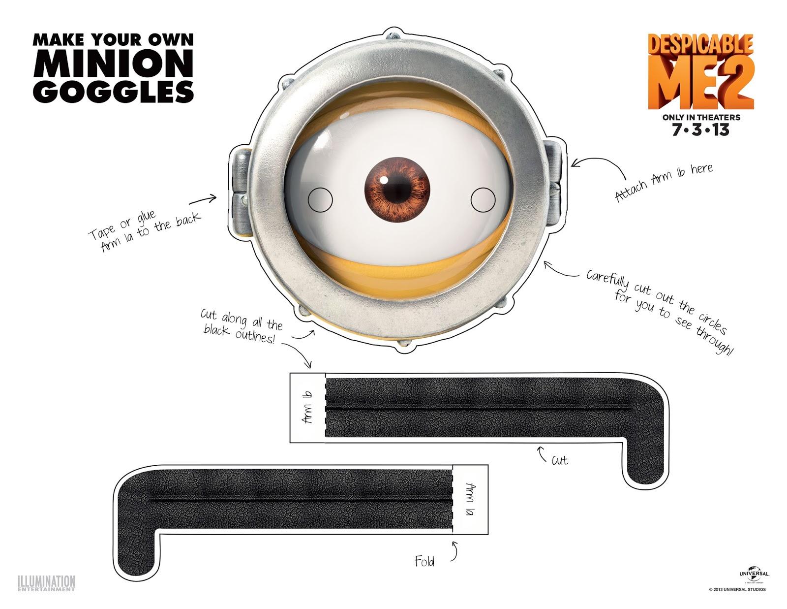 the orange coffee cup minion goggles. Black Bedroom Furniture Sets. Home Design Ideas
