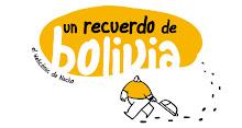 Un recuerdo de Bolivia