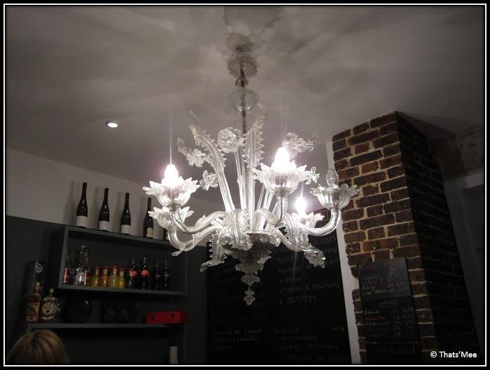 Beashka bistrot gastronomie hongroise Europe centrale Paris 3ème rue Chapon déco