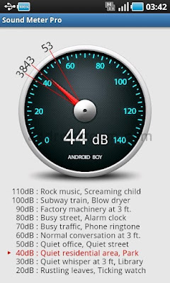 Sound Meter Pro 2.2.4 APK FULL Version