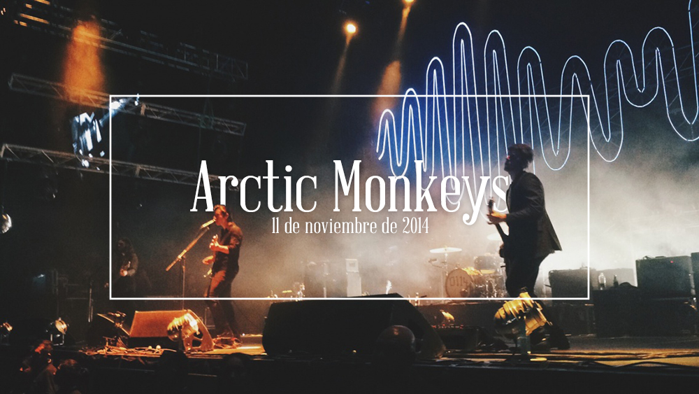 Arctic Monkeys Chile 2014