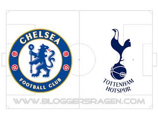 Pertandingan Tottenham vs Chelsea