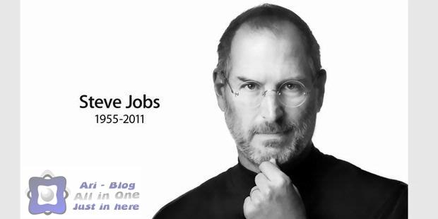 Steve Jobs, pencipta iPad, iPod, iPhone meninggal dunia