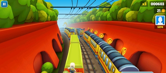 Game Subway Surfers PC Download Free - My Library