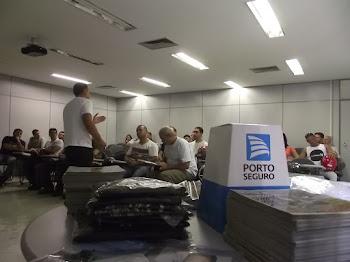 Palestra para Clientes da Porto Seguro do Rio de Janeiro. Dia 27 de Outubro de 1012.