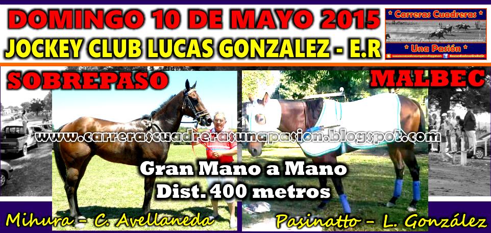 L. GONZALEZ - CLASICO 400