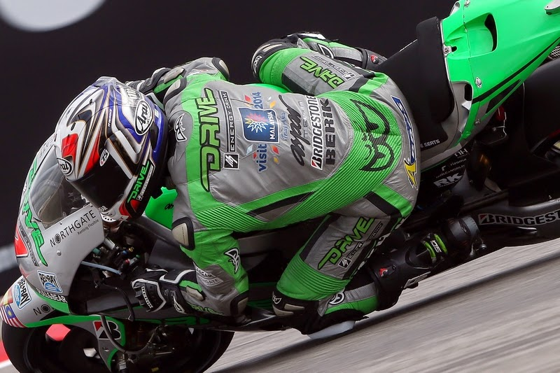 Stu's Shots R Us: Hayden 14th & Aoyama 16th for Team Drive M7 Aspar in MotoGP COTA Qualifying
