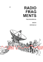 RADIOFRAGMENTS - COVER