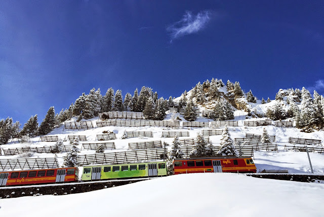 train monter station villars ski horaires opened