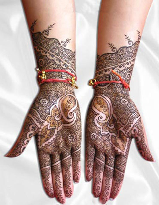 Mehndi Hands New : Mehndi designs for hands