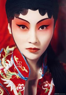 maquillaje de chino
