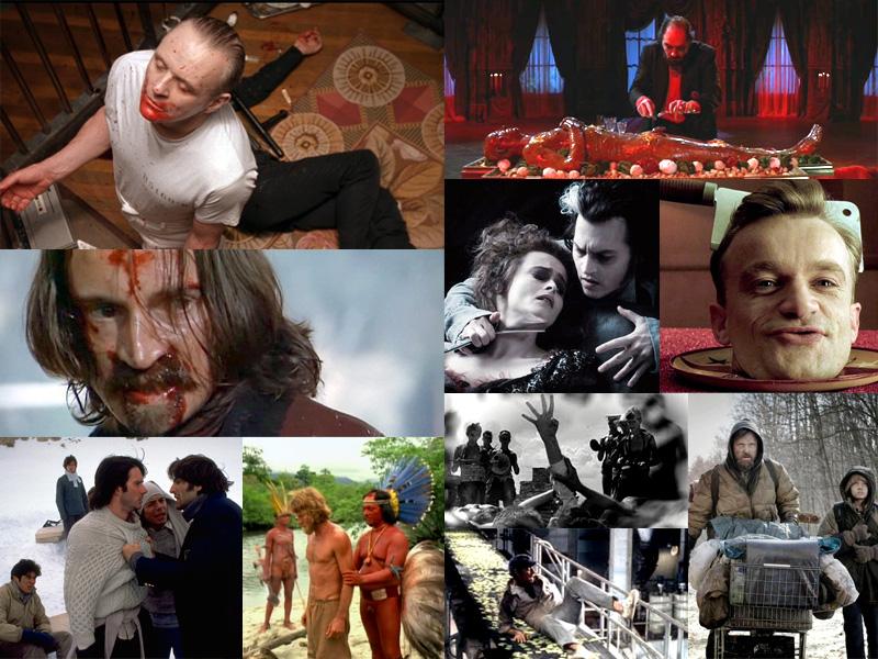 Películas sobre canibalismo!.