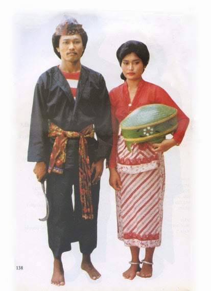 Pakaian Adat Jawa Timur - GPS Wisata Indonesia