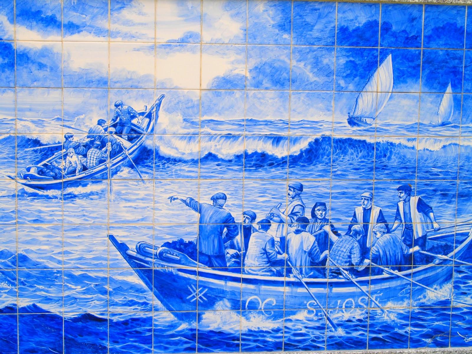 Povoa De Varzim Portugal  city photos : UPRISING CREATIONS: Azulejos, Póvoa de Varzim, Portugal