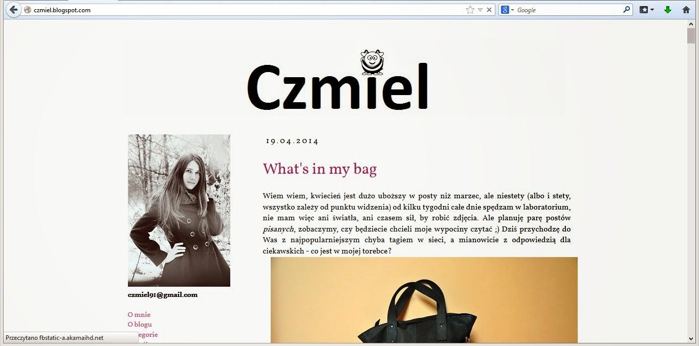 http://czmiel.blogspot.com/