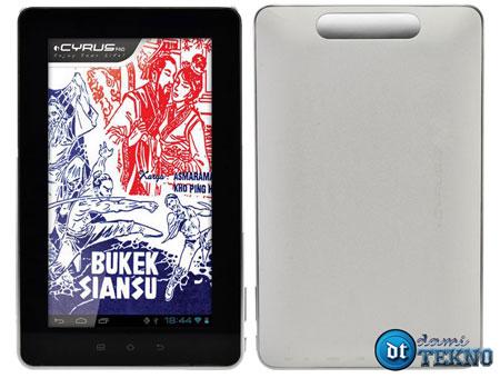 Harga Tablet Cyrus AtomPad Edisi Kho Ping Hoo