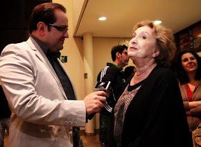 Antonio Carlos Gomes e Eva Wilma