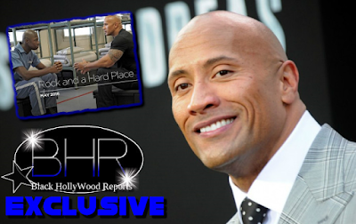"Dwayne Johnson ""The Rock"" Is Coming Together With HBO To Star In A New Documentary ""Rock And A Hard Place"""