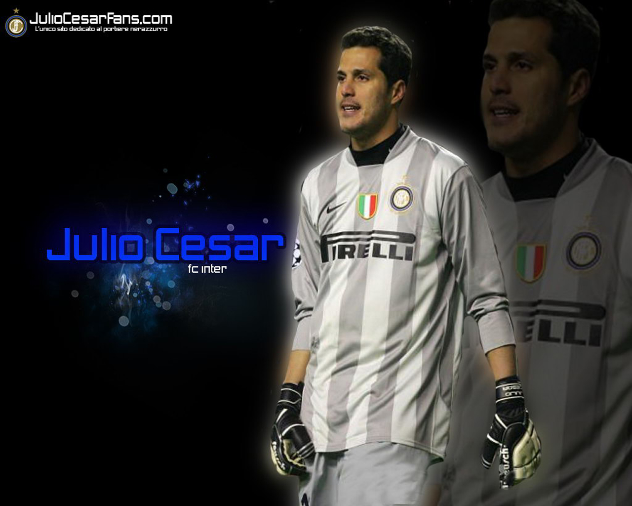 Julio Cesar Wallpaper 2011 | Barcelona FC Wallpaper 2012 For Android ...