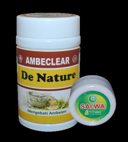 Harga Paket Obat Ambeien (Hemoroid) Wasir De Nature