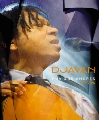 capa Download – Djavan   Rua dos Amores   Ao Vivo – DVDRip AVI + RMVB ( 2014 )