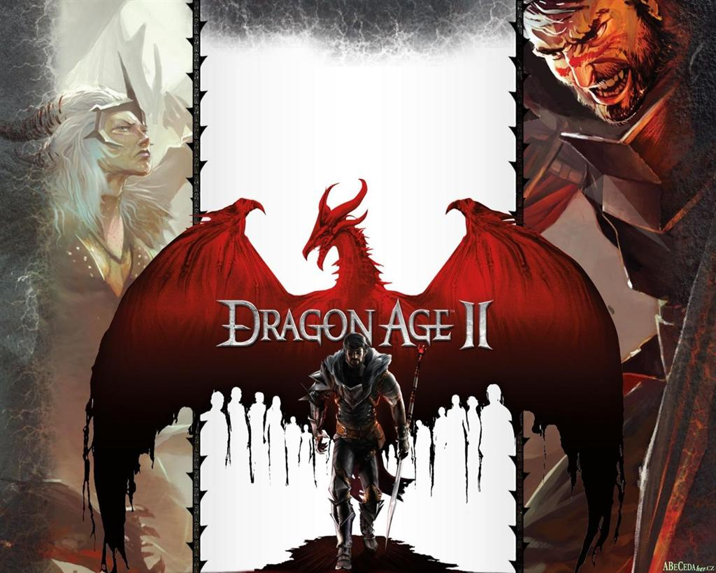Dragon Age HD & Widescreen Wallpaper 0.370448500765298