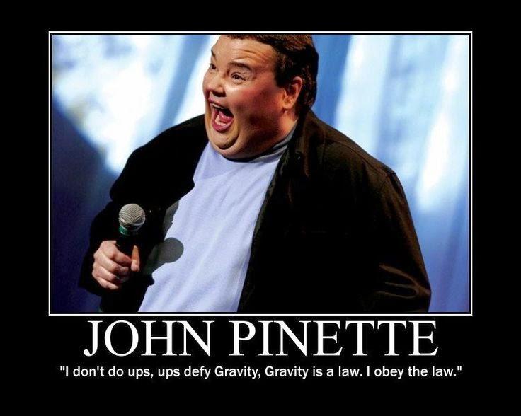 Funny John Pinette Quotes Quotesgram