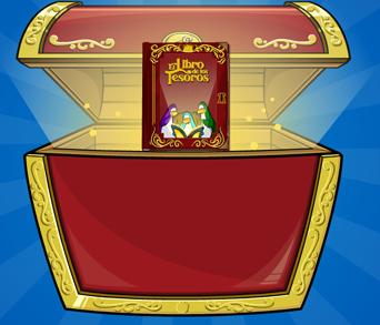 el libro de los tesoros en donde serás capaz de elegir dos o tres ...