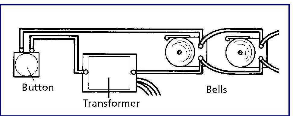 doorbell button voltage  u0026 doorbell wiring diagram two