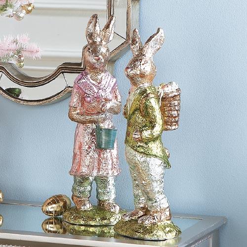 Foil Easter Foiled $2 Foil Easter Bunny