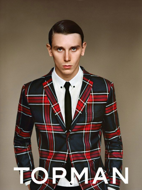 Topman's Winter 2013 Campaign by Alasdair McLellan