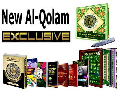 Distributor Alqolam Mushaf Maqamat, Alquran Digital Pen, Grosir ...