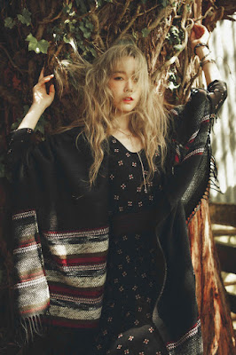 Taeyeon SNSD Girls' Generation I Concept