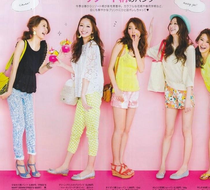 Model Baju Jepang Terbaru Trend - Tren Fashion Jepang | Insani Cita