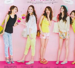 Model Baju Jepang Terbaru Trend - Tren Fashion Jepang