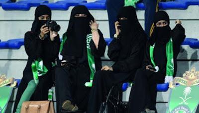 رقص مشجعات الأهلي السعودي