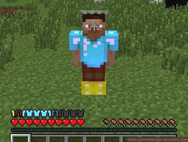Imagen 1 - Armor Chroma Mod para Minecraft 1.7.10