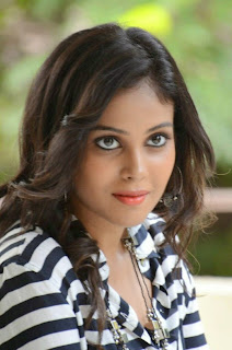 Actress Chandini Latest Pictures in Jeans at Kiraak Release Date Announcement Press Meet 0018