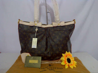 Tas LV Louise vuitton monogram