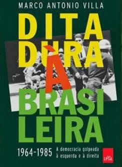 Livro:  Ditadura à Brasileira