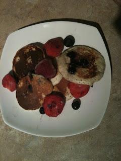 pancakes >PANCAKE DAY  Make it Paleo