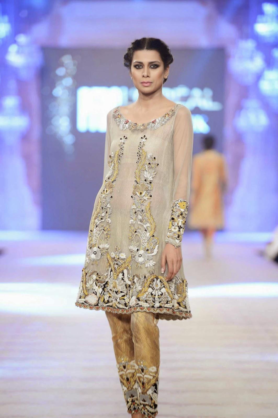 Ammara Khan At Plbw 2014 Pakistan Fashion Week Pakistan