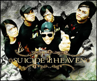 suicide in heaven band metalcore malang indonesia