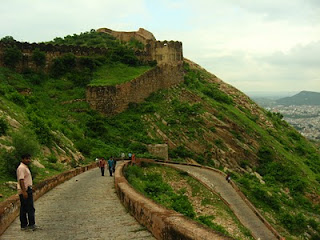 Nahrgarh Fort, Jaipur, Rajasthan