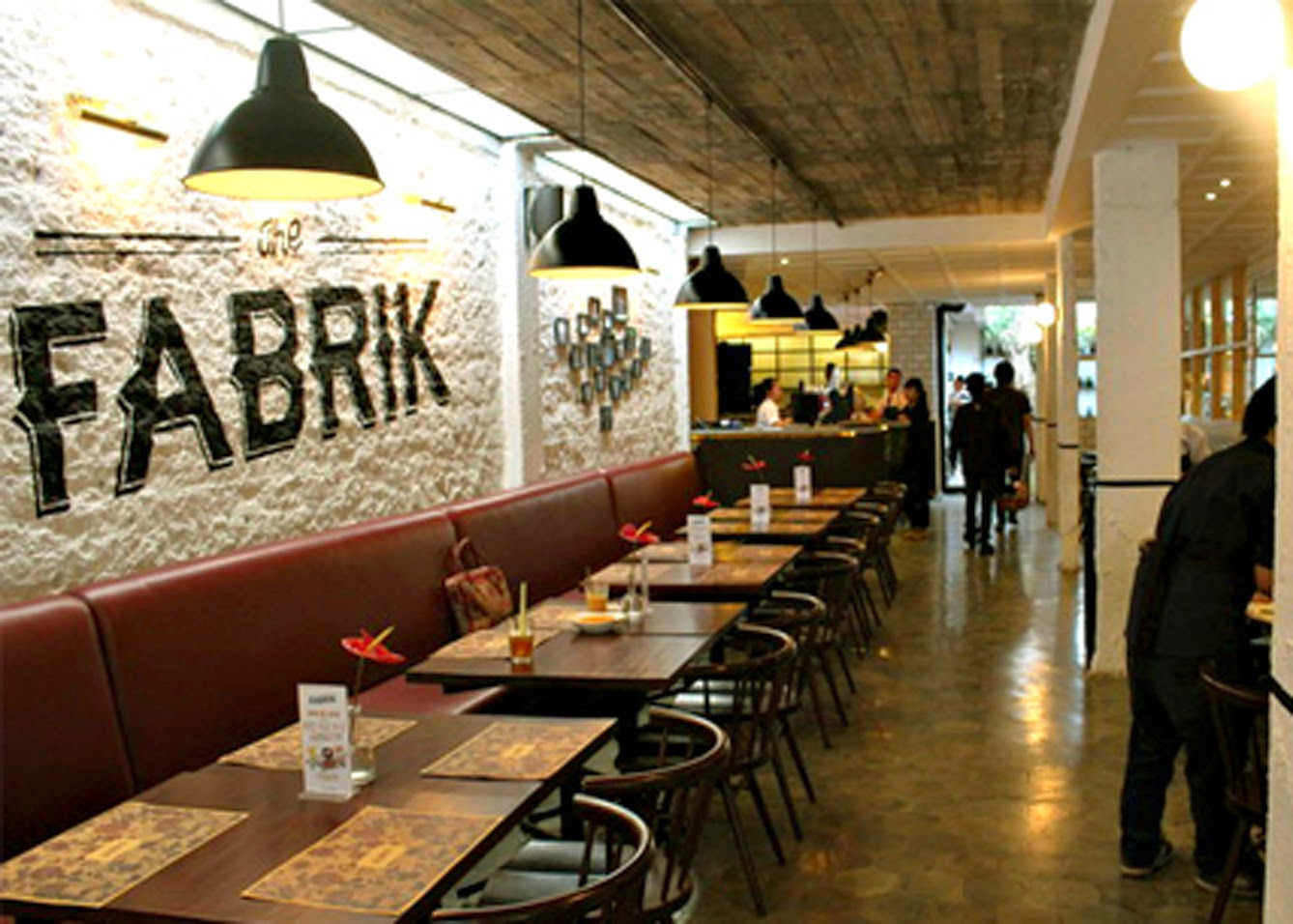 The Fabrik Eatery Cafe