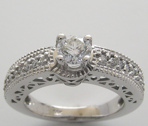 How to choose the Unusual engagement ring settings Ring Review