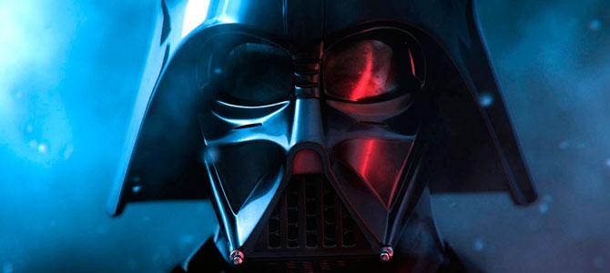 Darth Vader casco