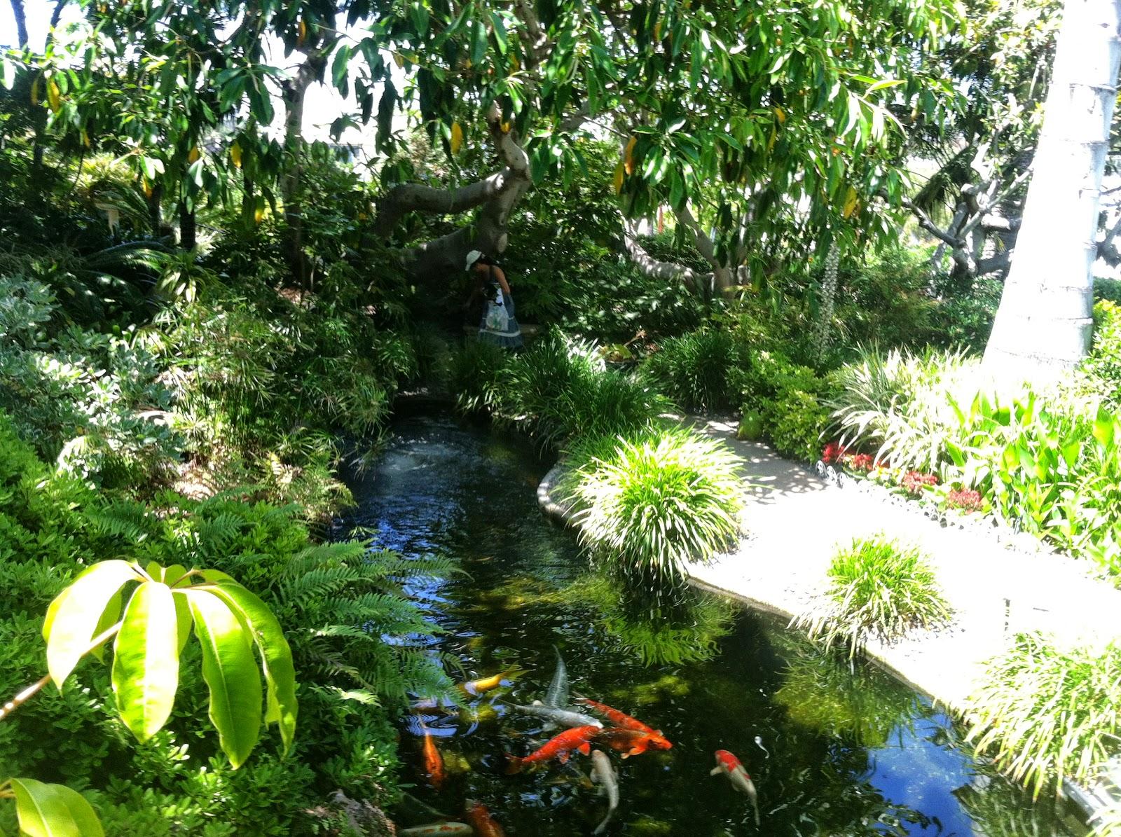 Living California Encinitas Meditation Garden Two Wayward Travlers
