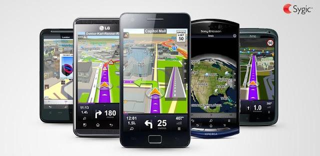 Sygic GPS Navigasyon 15.6.3 Full Android Türkçe Apk İndir